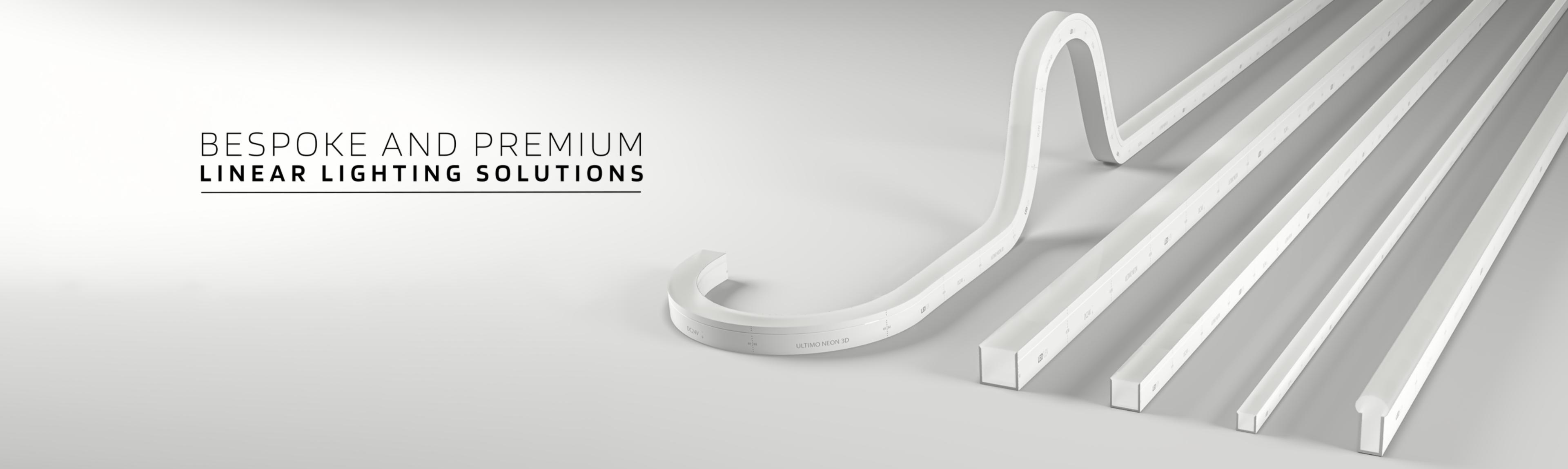 Bespoke & Premium Linerar Lighting Solutions